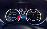 Alpine A110 2018 road test review instrument cluster