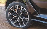 Aston Martin DBX 2020 road test review - alloy wheels