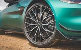 9 Aston Martin Vantage F1 2021 RT alloy wheels