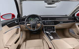 Audi A6 2019 road test review - interior