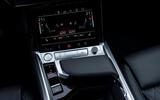 Audi E-tron Sportback 2020 road test review - climate controls