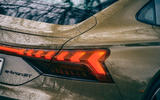 9 audi rs e tron gt 2021 lhd first drive review rear lights
