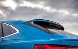 Audi RS Q3 Sportback 2020 road test review - spoiler