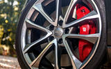 Audi S4 TDI 2019 road test review - alloy wheels