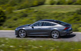 Audi S7 Sportback TDI 2020 road test review - on the road side