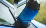 BMW 1 Series 118i 2019 road test review - wing mirrors