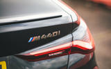 9 BMW 4 Series M440i road test review 2021 m badge