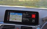 9 BMW iX3 2021 FD InfotainmentHome