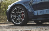 9 BMW M4 Competition 2021 RT alloy wheels
