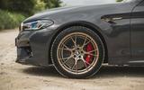 9 BMW M5 CS 2021 RT alloy wheels