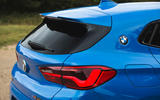 BMW X2 M35i 2019 road test review - spoiler