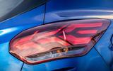 9 dacia sandero tce 90 2021 uk first drive review headlights