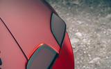 Ferrari Roma 2020 road test review - rear lights
