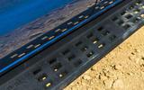 Ford Ranger Raptor 2019 road test review - running boards
