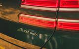 9 Genesis GV80 2021 road test review rear lights