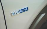Hyundai Nexo 2019 road test review - BlueDrive badge
