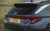 9 Hyundai Tucson 2021 road test review boot
