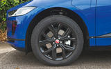 Jaguar I-Pace 2018 road test review allow wheels