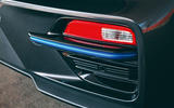 Kia e-Niro 2019 road test review - rear bumper