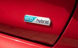 9 Kia Niro 2021 road test review hybrid badge