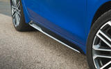Kia Proceed GT-Line 2019 road test review - side skirts