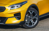 Kia Xceed 2019 road test review - alloy wheels