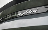 Lamborghini Urus 2019 road test review - boot badge