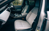9 Land Rover Range Rover Evoque 2021 road test review cabin