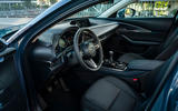 Mazda CX-30 2019 road test review - cabin