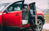 9 Mazda MX 30 2021 road test review doors