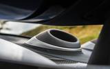McLaren 600LT 2018 review - exhaust view