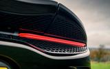 9 McLaren GT 2021 road test review rear lights