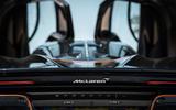 McLaren Speedtail 2020 UK first drive review - doors