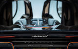 McLaren Speedtail 2020 UK first drive review - doors