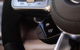 Mercedes-AMG GLS 63 2020 road test review - shortcut buttons