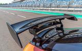 Mercedes-AMG GT Black Series road test review - spoiler