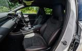 Mercedes-Benz A250e 2020 road test review - cabin