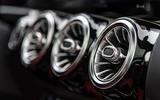 Mercedes-Benz GLA 2020 road test review - air vents