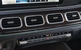 Mercedes-Benz GLE 2018 review - air vents