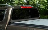 Mercedes-Benz X-Class road test review rear window