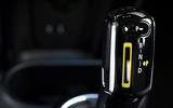 Mini Electric 2020 road test review - gearstick