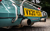 Morgan Plus Four 2020 road test review - exhausts
