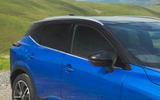 9 Nissan Qashqai 2021 RT wing mirror