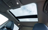 Nissan X-Trail road test review - sunroof