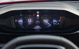 9 Peugeot 308 SW 2021 first drive instruments