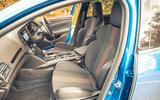 9 Renault Megane E Tech PHEV road test 2021 cabin