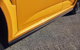 Renault Megane RS 280 2018 road test review side sills