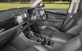 Ssangyong Korando 2019 road test review - cabin