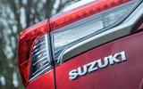 9 Suzuki Across 2021 road test review rear lights