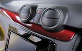 Suzuji Swift Sport Japan-spec review air vents